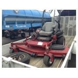 Z MASTER PROFESSIONAL MOWER HOURS: 2381 (TRAILER