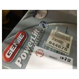 GENIE POWERLIFT EXCELERATOR GARAGE OPENER