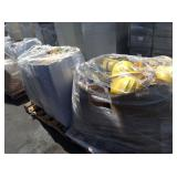 2 PALLETS OF FIREFIGHTER EQUIPMENT