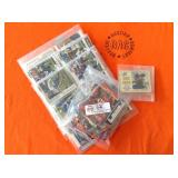 5 BAGS OF MISC. COLLECTIBLE SPORTS CARDS