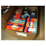 1 LOT OF LAUNDRY DETERGENT