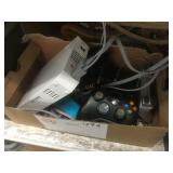 NINTENDO WII AND GAMING CONTROLLERS