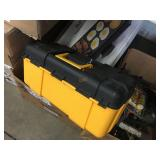PORTABLE STOVE TOP TOOL CHEST AND HAND TOOLS