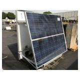 1 LOT OF SOLAR PANELS & EARTHCAM CAMERAS EARTHCAM