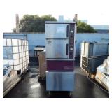 SOUTHBEND CONVECTION STEAMER NATURAL GAS POWERED,