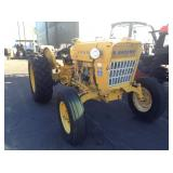 FORD 3400 FARM TRACTOR FUEL TYPE: GASOLINE, ENGINE