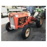 FORD SERIES TRACTOR 1,748 HOURS READ HAS PTO(UNKN