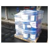 PALLET OF CHEVRON GREASE / FLUID BLACK PEARL GREAS