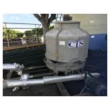 CTS COOLING TOWER MODEL T-220 COOLING CAPACITY 24
