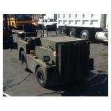 1982 DMC LOGAN T-40 TOW TRACTOR AUTOMATIC TRANSMIS