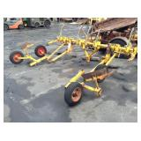 TRACTOR PLOW ATTACHMENT
