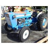 FORD 3000 FARM TRACTOR FUEL TYPE: GASOLINE, ENGINE