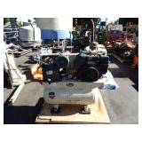 INGERSOLL RAND AIR COMPRESSOR MODEL 2475, POWERED