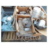 1 PALLET OF ELECTRICAL FIXTURES