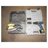 ENCASED PALM GRIP SANDER & DRILL DRIVER DEWALT MOD