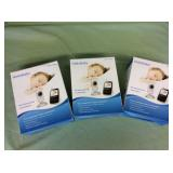 1 LOT WITH HELLO BABY CAMERA MODEL HB24