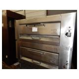 MONTAGUE BRICK LINED PIZZA OVEN