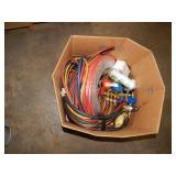 1 BOX OF CHARGING HOSES