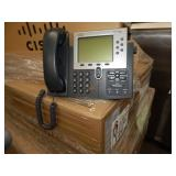 1 PALLET OF CISCO DESK PHONES