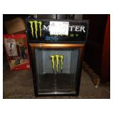 MONSTER ENERGY MINI REFRIGERATOR