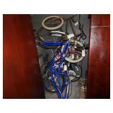 1 LOT OF MISCELLANEOUS BIKES