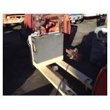2009 VESTIL ELECTRIC PALLET JACK MODEL# EPT-2748-4