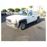 2001 GMC SIERRA 2500