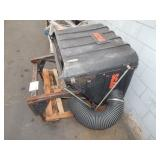 SCAG POWER FLOW COLLECTION SYSTEM SCAG MOWER ATTAC
