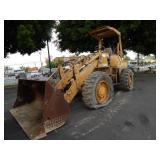 CAT 910 FRONT LOADER ENGINE 3204ID # 45V175607N7