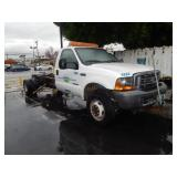 2000 FORD F-550