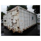 20 FOOT ROLL OF STORAGE CONTAINERS