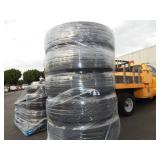 SET OF 6 COMMERCIAL TRUCK TIRES