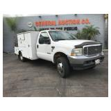 2002 FORD F-550