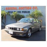 (DEALER ONLY)1989 BMW 525I