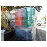 1 PALLET OF 55 GALLON DRUMS (EMPTY)