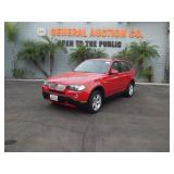 (DEALER ONLY)  2008 BMW X3