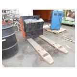 TOYOTA 6HBW20 ELECTRIC PALLET JACK 4,000 lb CAP. T