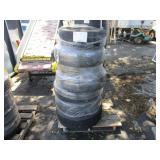 1 PALLET OF APPROX. 7 TIRES