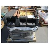 FORD EXPLORER CAR SEATS (5) (BLACK)
