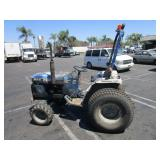 FORD 1620 HST TRACTOR JANITORIAL 2456