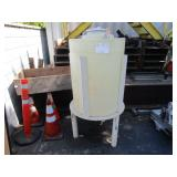 APPROXIMATELY 265 LITER CHEMICAL STORAGE  CONTAINE