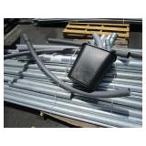 PALLET OF MISC. CONDUIT AND PVC