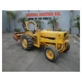 FORD 340 TRACTOR (YELLOW) MODEL #: CU312K