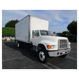 1996 FORD F-700