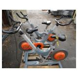 PALLET WITH 3 KEISER SATIONARY BIKES