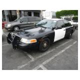 (DEALER ONLY) 2011 FORD CROWN VICTORIA