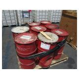 PALLET OF # 2 WHITE FOOD MACHINERY GREASE