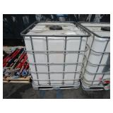 1,250~ LITER TOTE TANKS WITH METAL CAGE