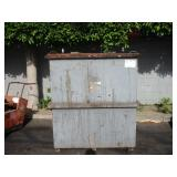 METAL SOLVENT CONTAINER