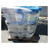 PALLET WITH CHEVRON ULTRA GEAR LUBRICANT